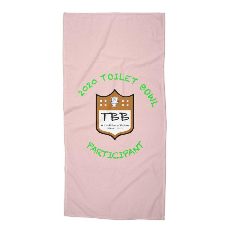 TB 2020 Accessories Beach Towel by leaguegear's Artist Shop