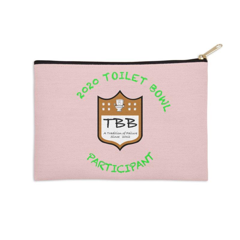 TB 2020 Accessories Zip Pouch by leaguegear's Artist Shop