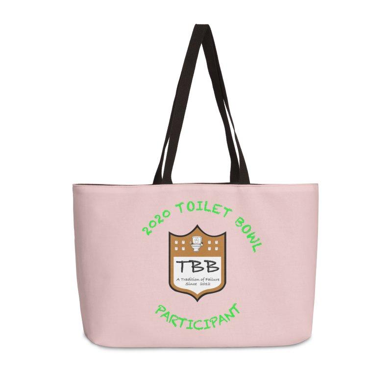 TB 2020 Accessories Bag by leaguegear's Artist Shop