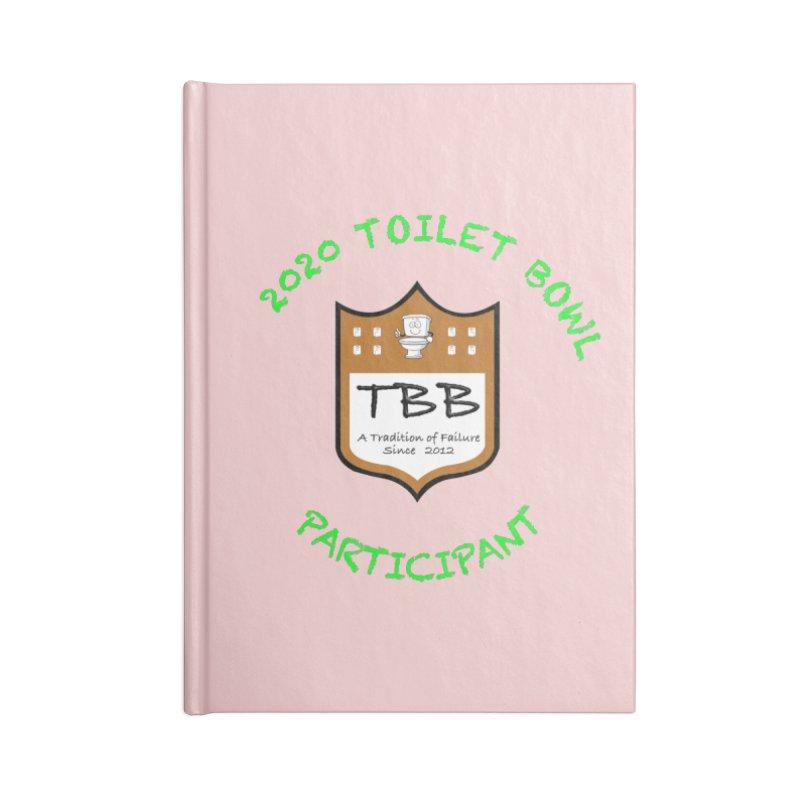 TB 2020 Accessories Notebook by leaguegear's Artist Shop
