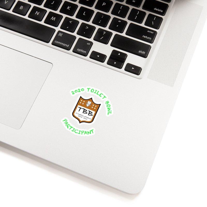 TB 2020 Accessories Sticker by leaguegear's Artist Shop