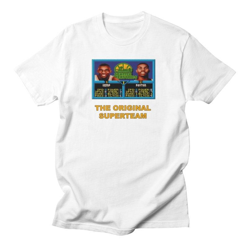 Superteam Men's T-Shirt by leaguegear's Artist Shop