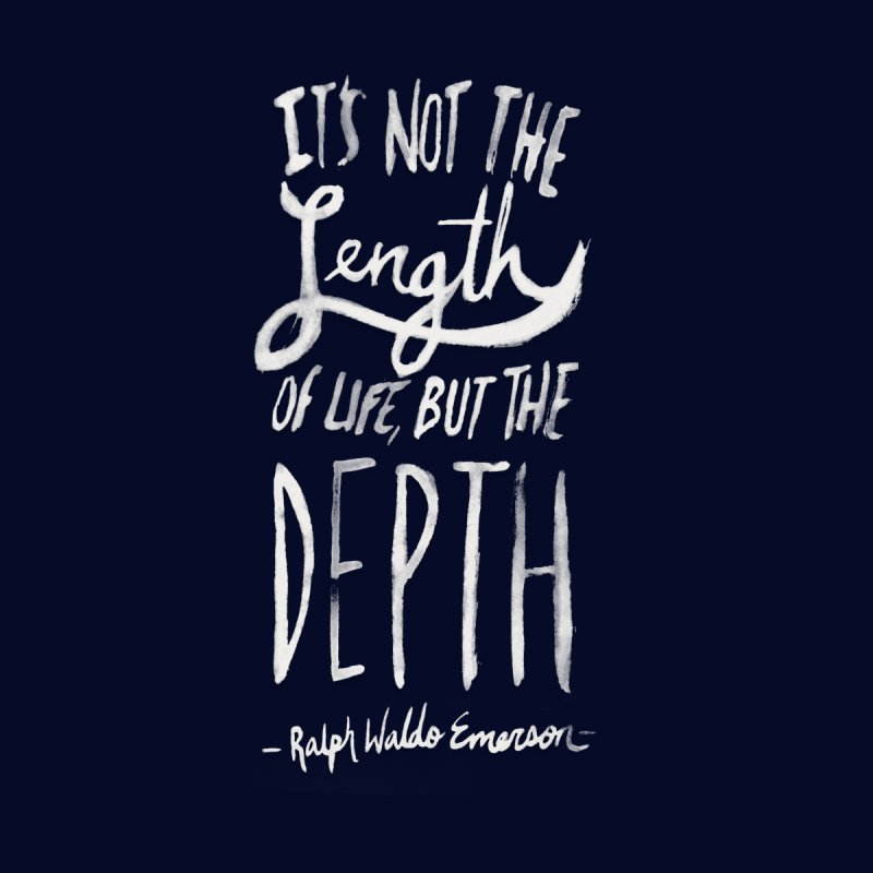 Depth None  by Leah Flores' Artist Adventureland Shop