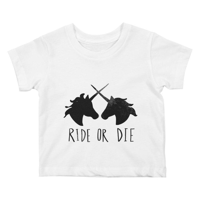 Ride or Die   by Leah Flores' Artist Adventureland Shop