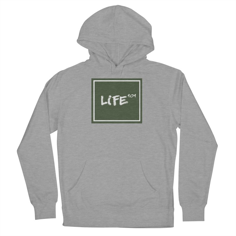Life 101 Men's Pullover Hoody by learnthebrand's Artist Shop