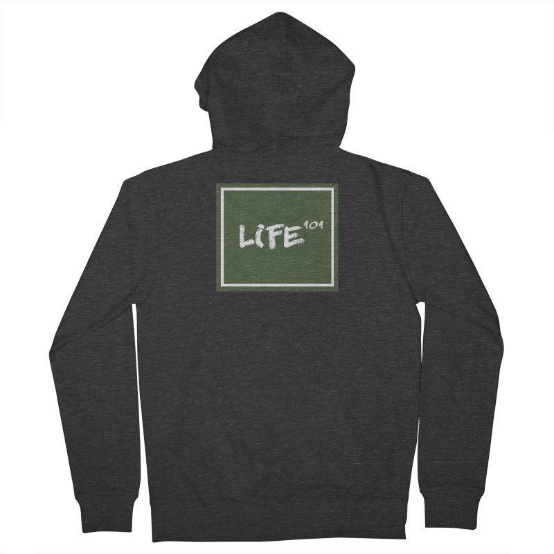 Life 101 Women's Zip-Up Hoody by learnthebrand's Artist Shop