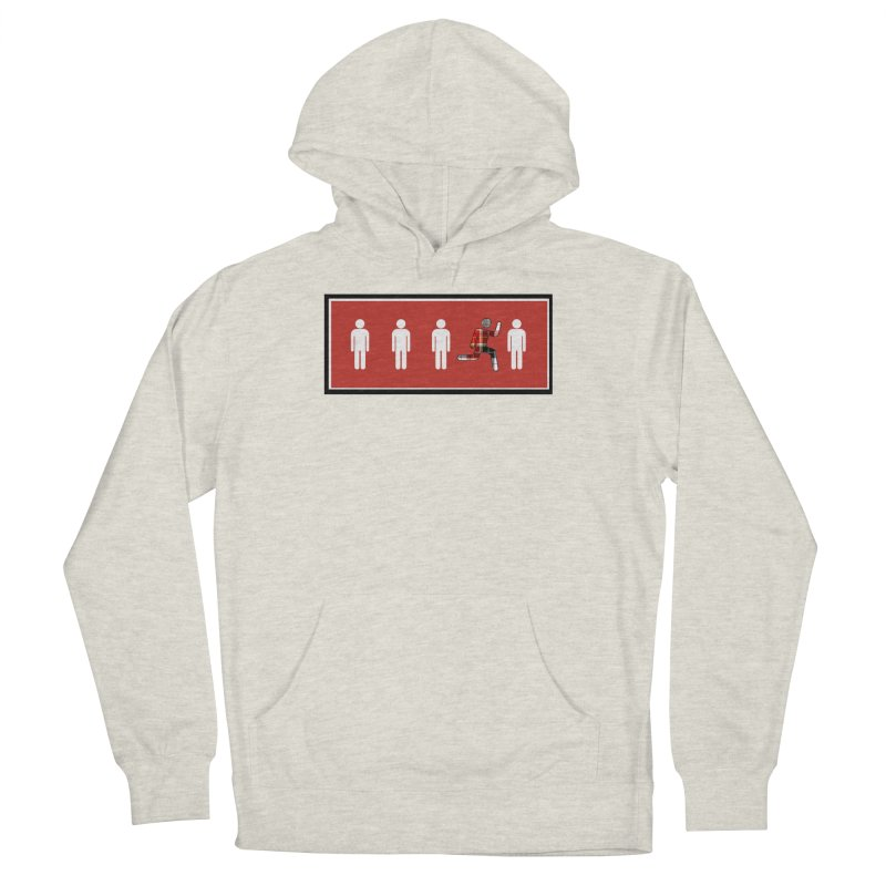 Beyond the Norm Men's Pullover Hoody by learnthebrand's Artist Shop