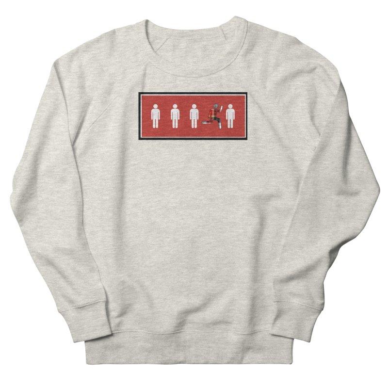 Beyond the Norm Men's Sweatshirt by learnthebrand's Artist Shop