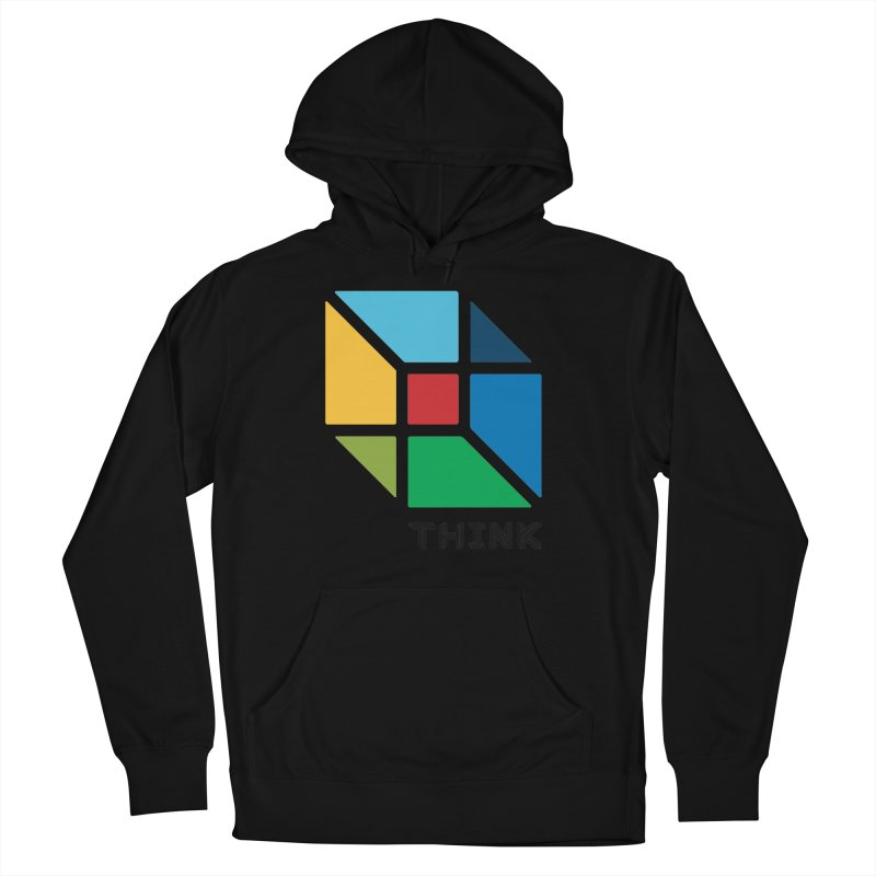 Think Outside Box, C2 Men's Pullover Hoody by learnthebrand's Artist Shop