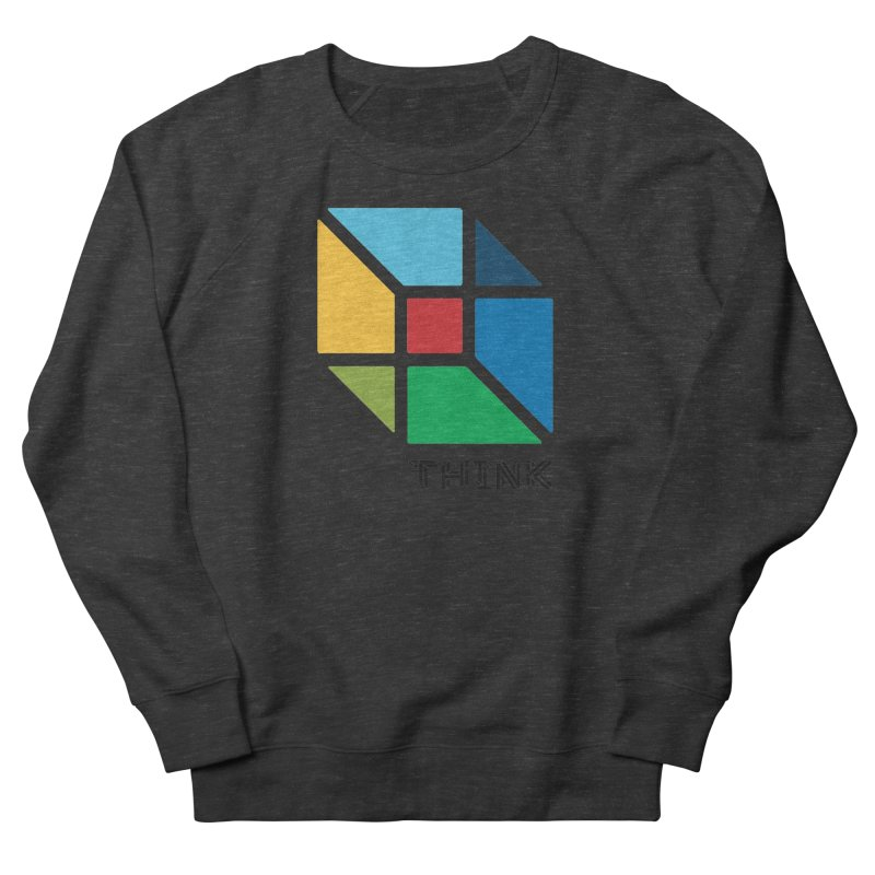 Think Outside Box, C2 Women's Sweatshirt by learnthebrand's Artist Shop