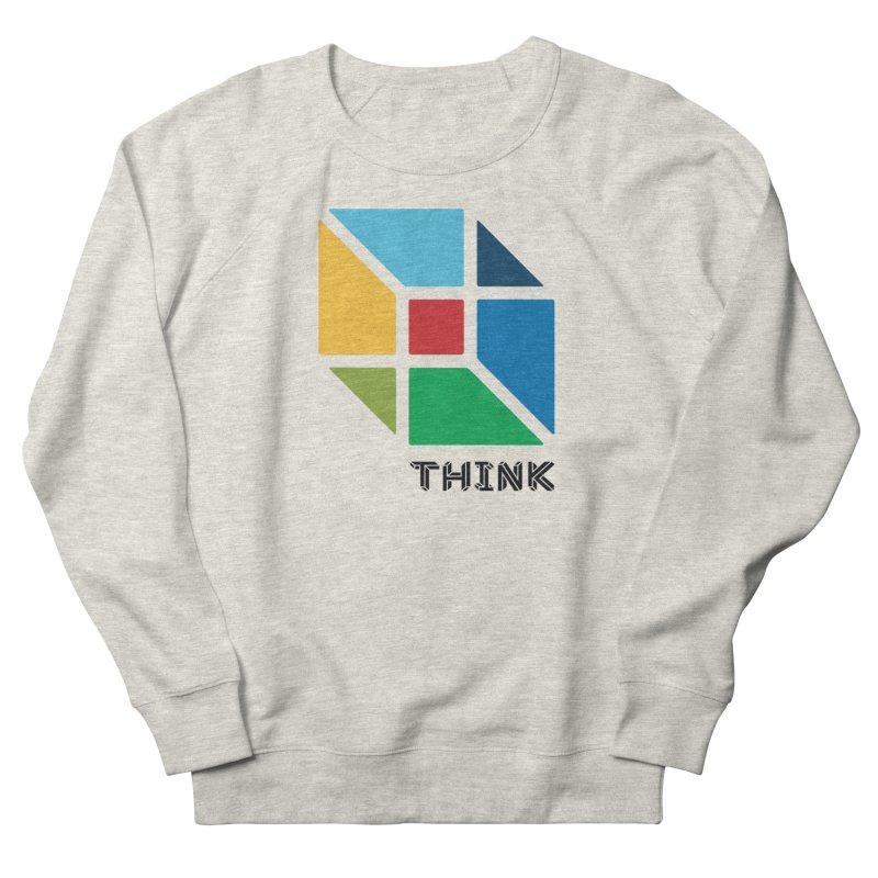 Think Outside Box, C2 Women's Sweatshirt by learnthebrand's Artist Shop