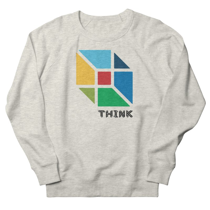 Think Outside Box, C2 Men's Sweatshirt by learnthebrand's Artist Shop