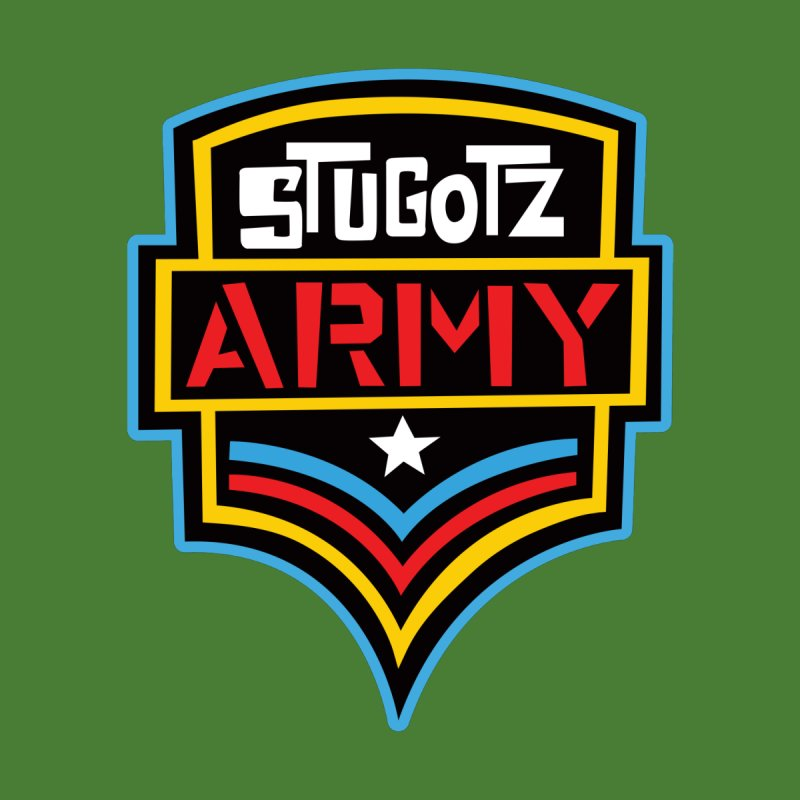 Stugotz Army Men's T-Shirt by The Official Dan Le Batard Show Merch Store