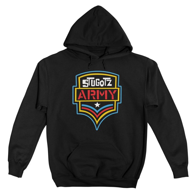 Stugotz Army Women's Pullover Hoody by The Official Dan Le Batard Show Merch Store