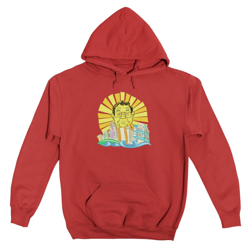 Papi Sun Men's Pullover Hoody by The Official Dan Le Batard Show Merch Store