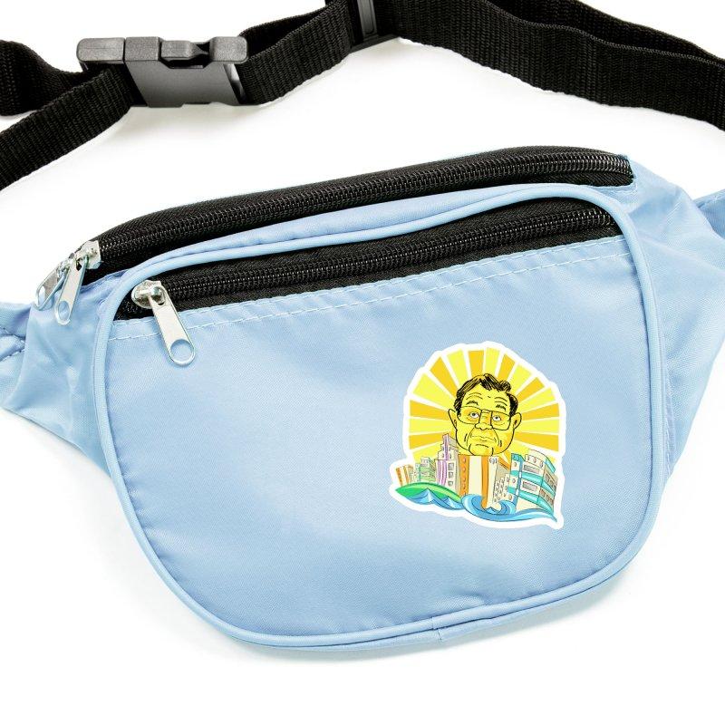Papi Sun Accessories Sticker by The Official Dan Le Batard Show Merch Store