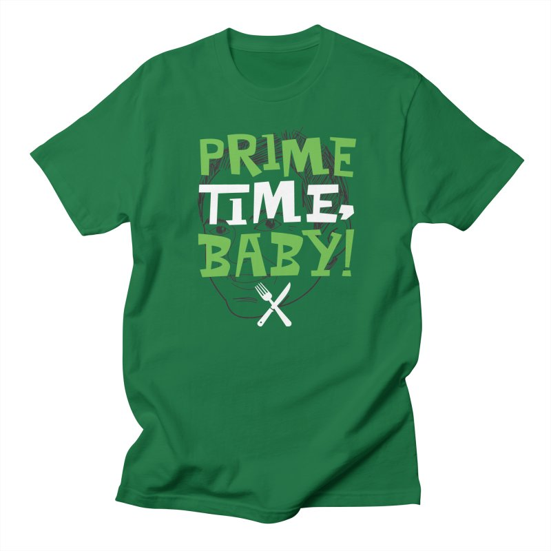 Prime Time Baby Men's T-Shirt by The Official Dan Le Batard Show Merch Store