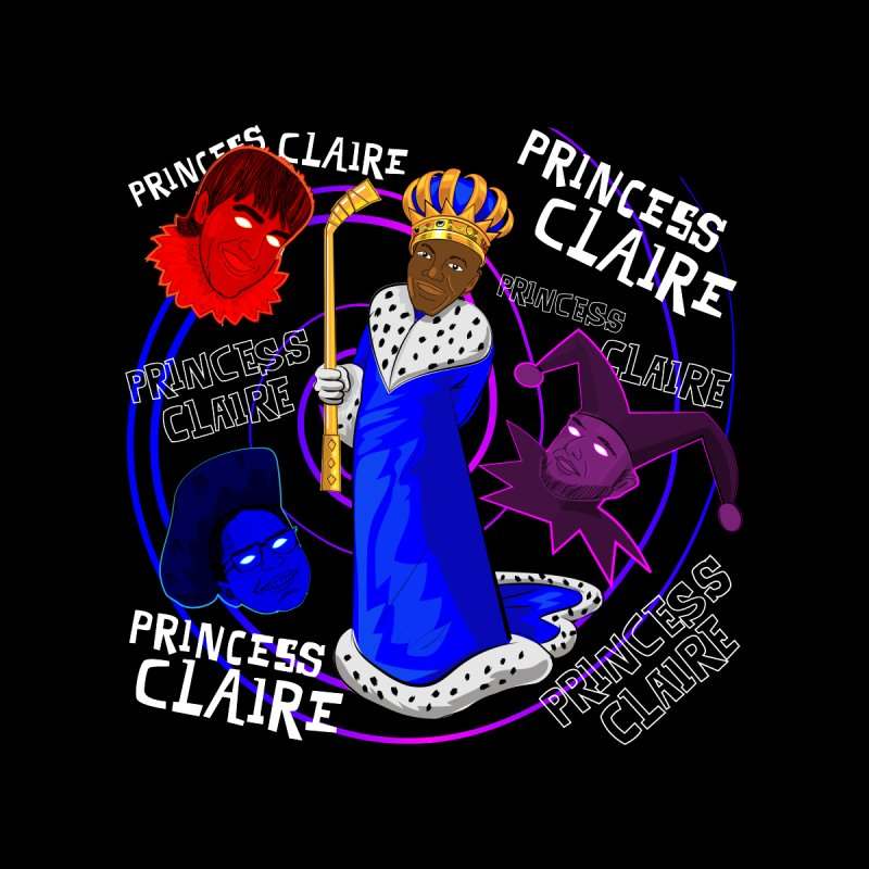 Princess Claire by The Official Dan Le Batard Show Merch Store