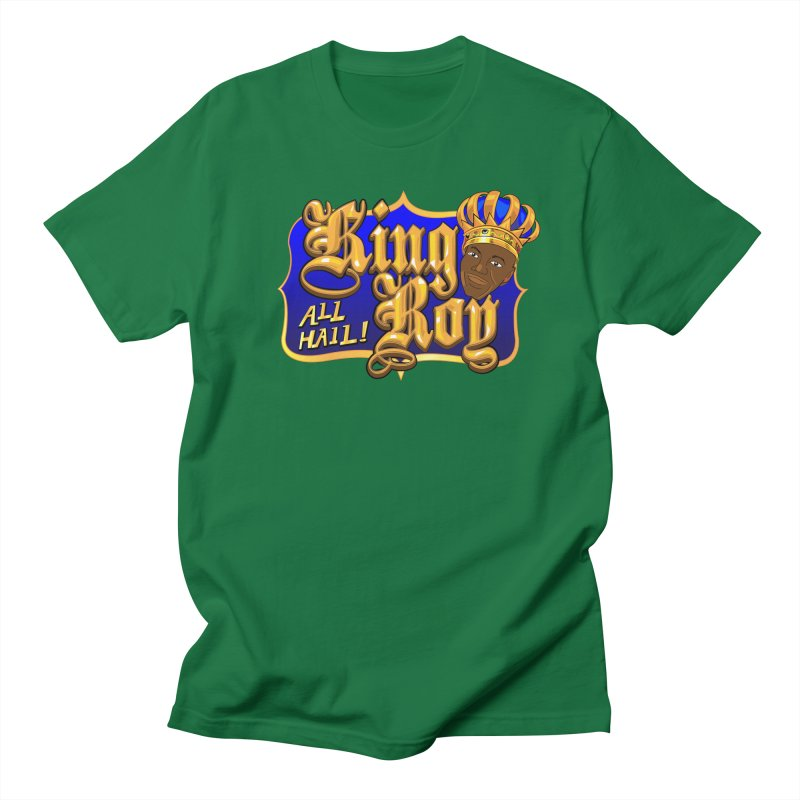 All Hail King Roy Men's Regular T-Shirt by The Official Dan Le Batard Show Merch Store