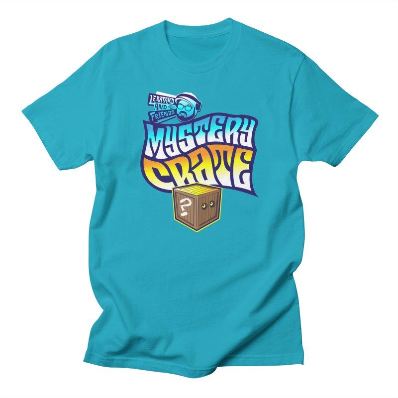 Mystery Crate Men's Regular T-Shirt by The Official Dan Le Batard Show Merch Store