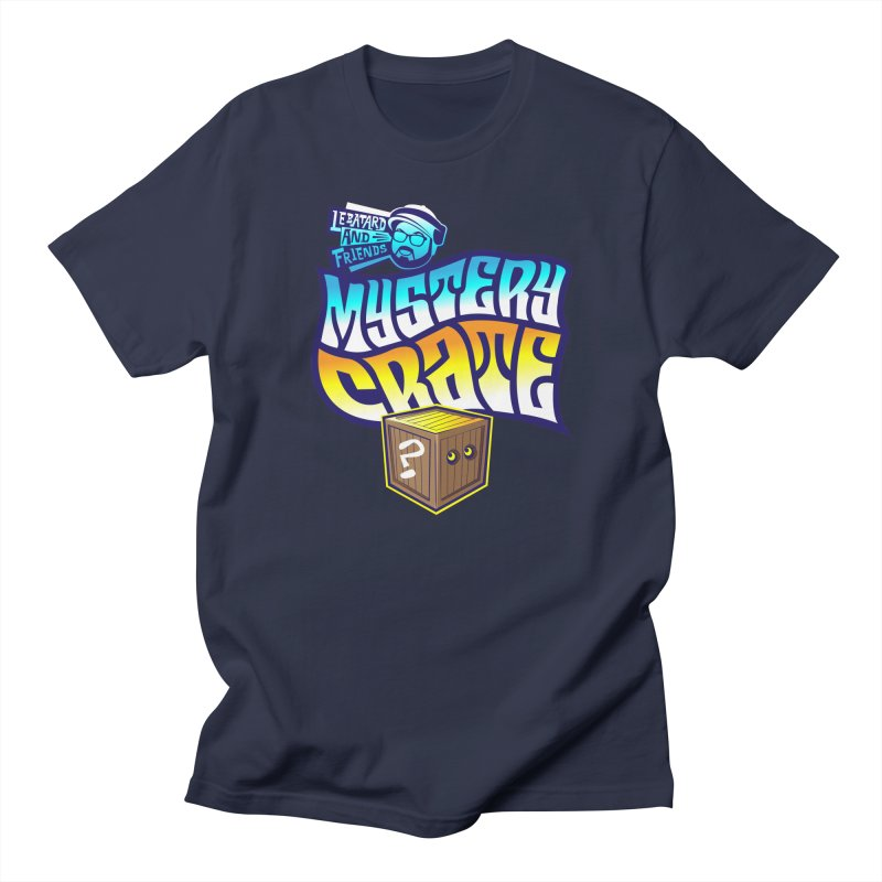 Mystery Crate Men's T-Shirt by The Official Dan Le Batard Show Merch Store