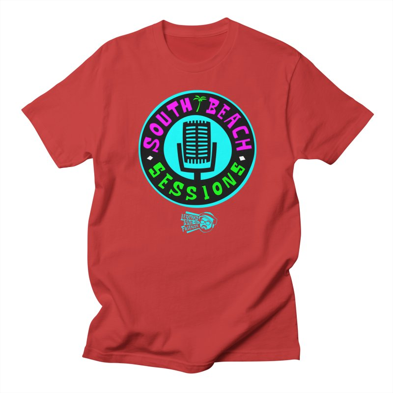 South Beach Sessions Men's T-Shirt by The Official Dan Le Batard Show Merch Store
