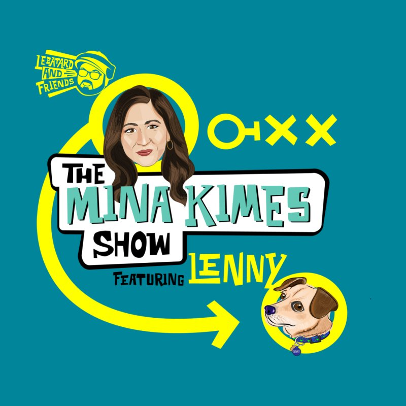 The Mina Kimes Show Men's T-Shirt by The Official Dan Le Batard Show Merch Store