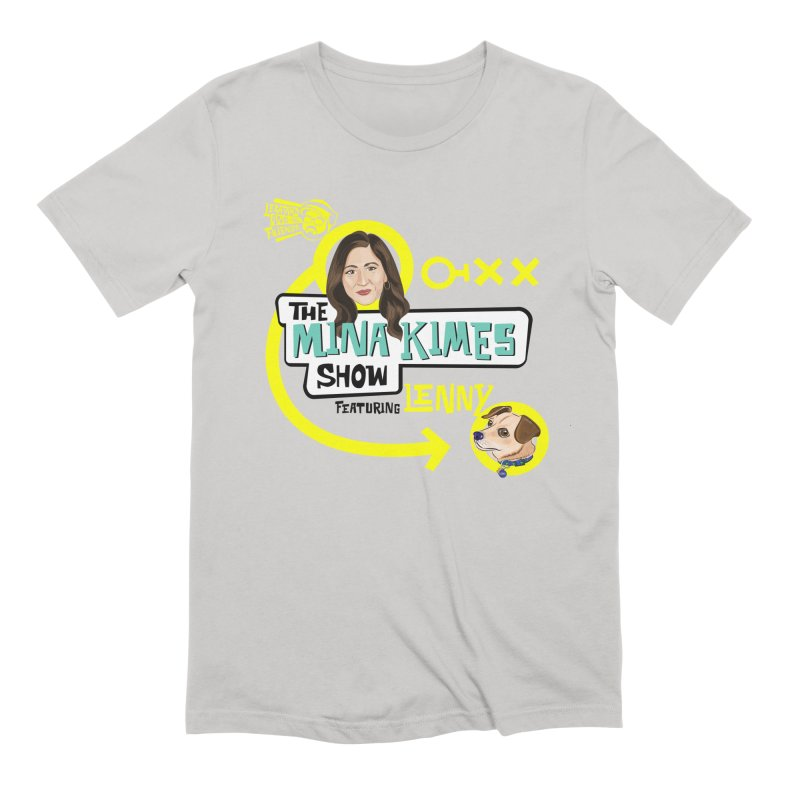 The Mina Kimes Show Men's Extra Soft T-Shirt by The Official Dan Le Batard Show Merch Store