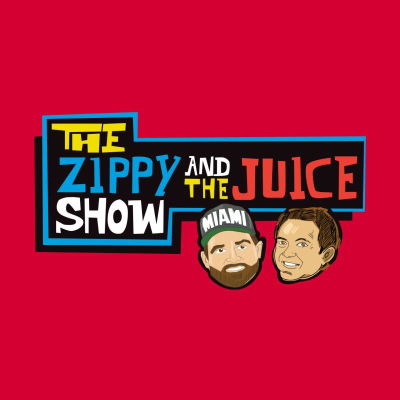 The Zippy and The Juice Show Women's T-Shirt by The Official Dan Le Batard Show Merch Store
