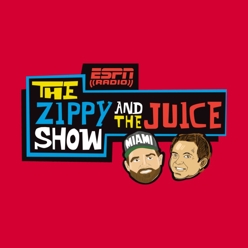 The Zippy and The Juice Show Men's Tank by The Official Dan Le Batard Show Merch Store