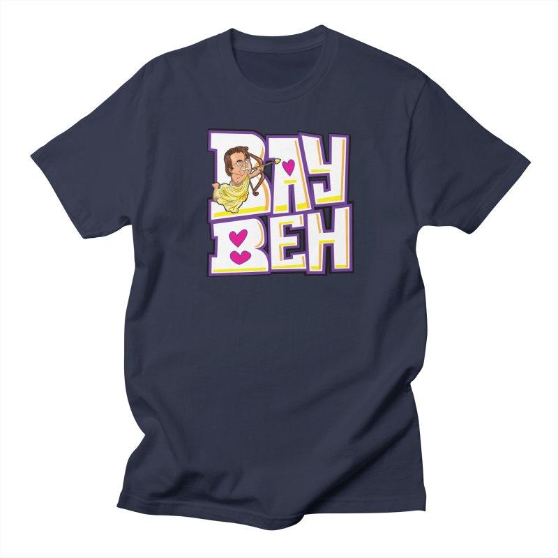Bay Beh Men's Regular T-Shirt by The Official Dan Le Batard Show Merch Store