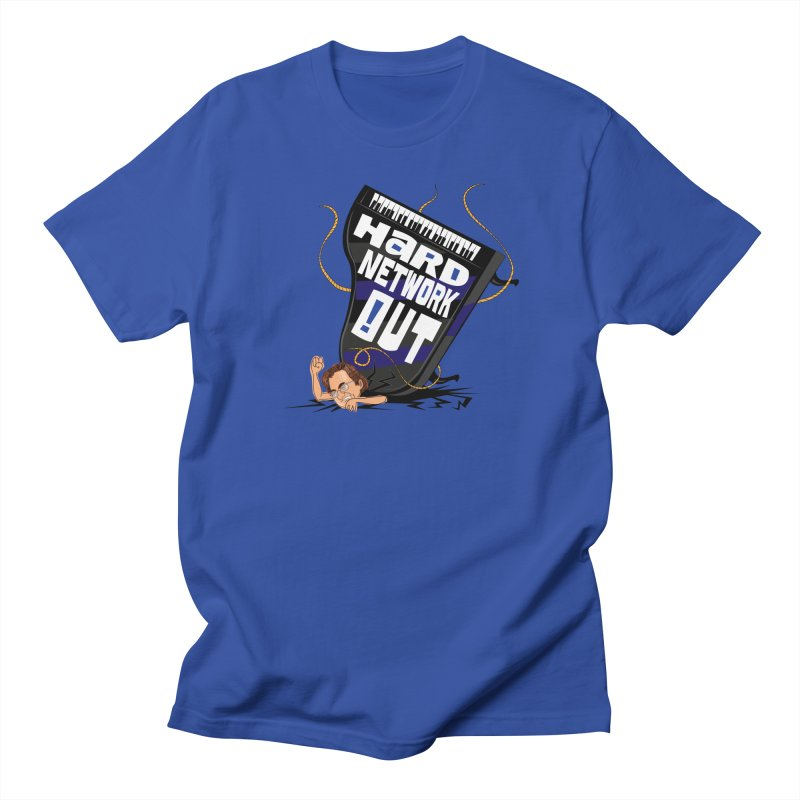 Hard Network Out Men's T-Shirt by The Official Dan Le Batard Show Merch Store