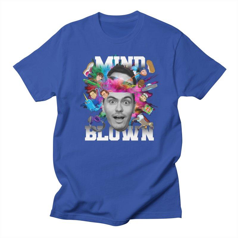 Mind Blown Men's T-Shirt by The Official Dan Le Batard Show Merch Store