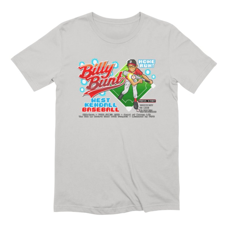 Billy Bunt Men's T-Shirt by The Official Dan Le Batard Show Merch Store