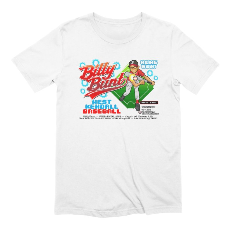 Billy Bunt Men's Extra Soft T-Shirt by The Official Dan Le Batard Show Merch Store