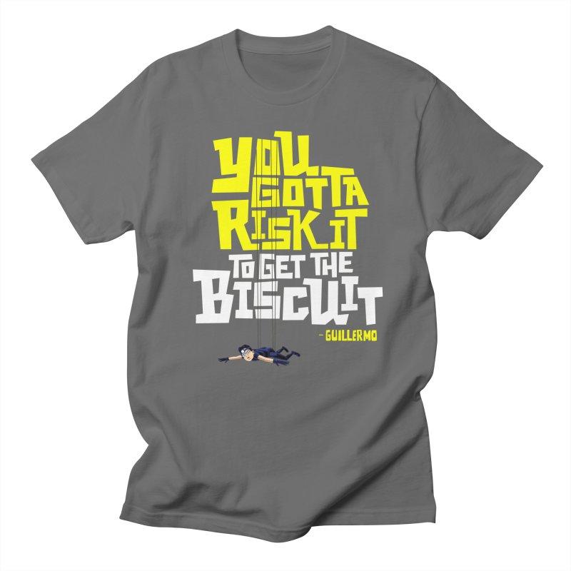Risk It 2 Men's T-Shirt by The Official Dan Le Batard Show Merch Store