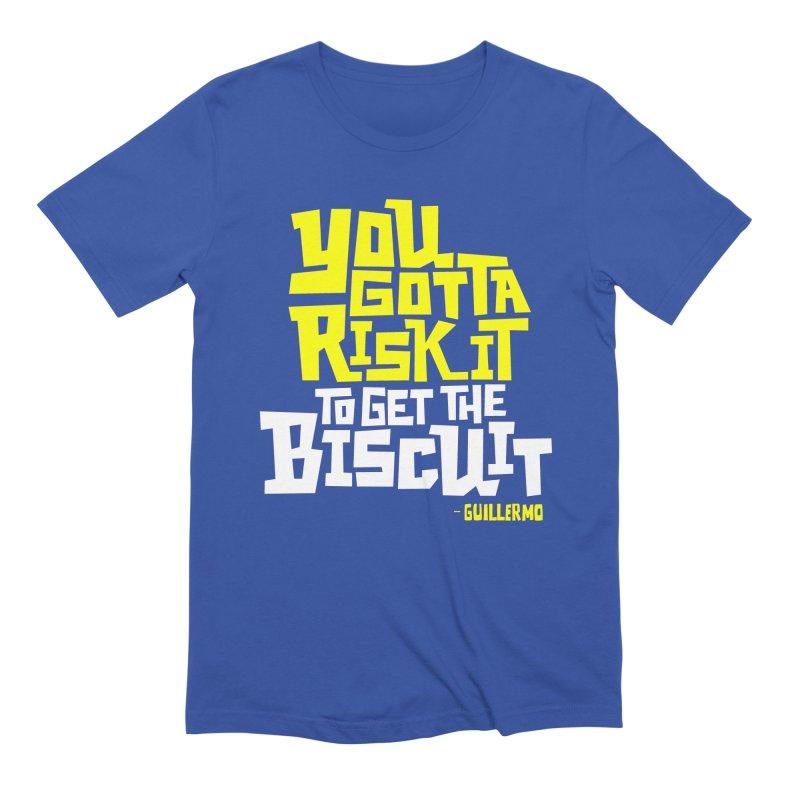 Risk It Men's T-Shirt by The Official Dan Le Batard Show Merch Store
