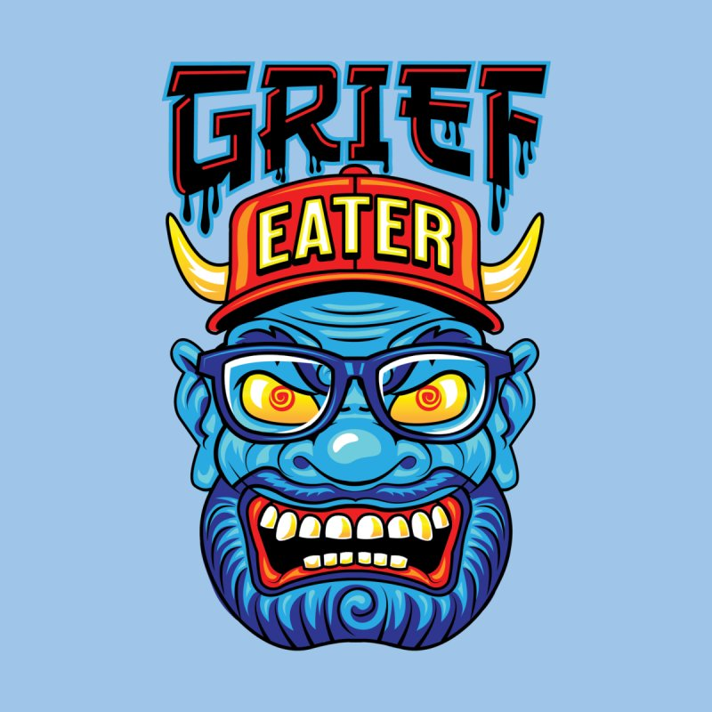 Grief Eater Women's T-Shirt by The Official Dan Le Batard Show Merch Store