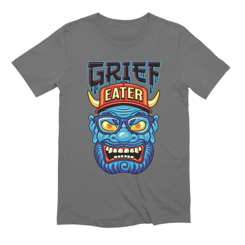 Grief Eater Men's T-Shirt by The Official Dan Le Batard Show Merch Store