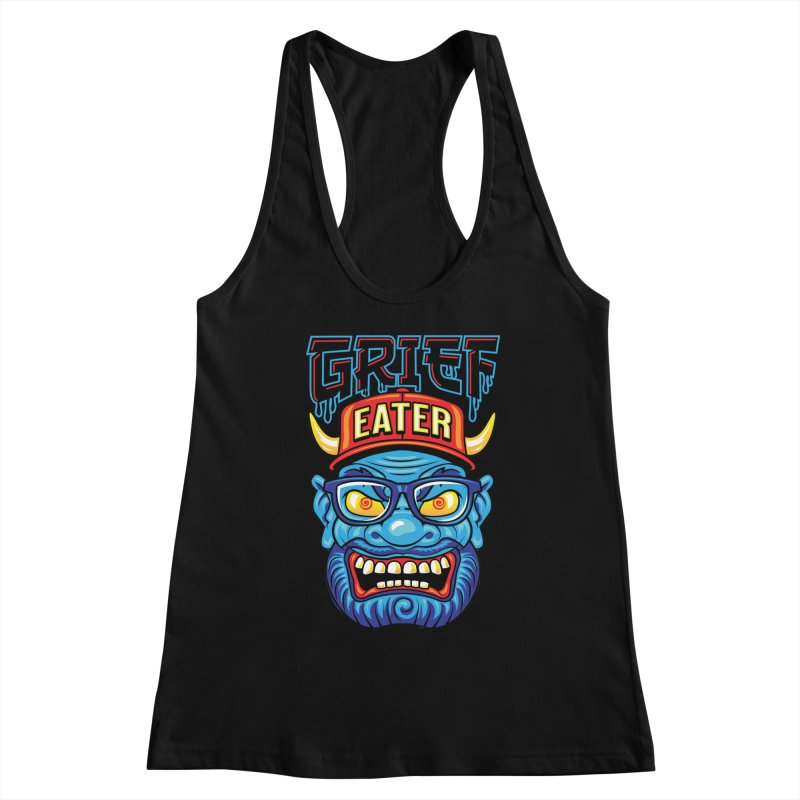 Grief Eater Women's Tank by The Official Dan Le Batard Show Merch Store