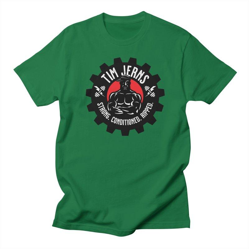 Coach Jerns Men's T-Shirt by The Official Dan Le Batard Show Merch Store