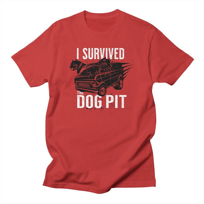 Dog Pit Men's T-Shirt by The Official Dan Le Batard Show Merch Store