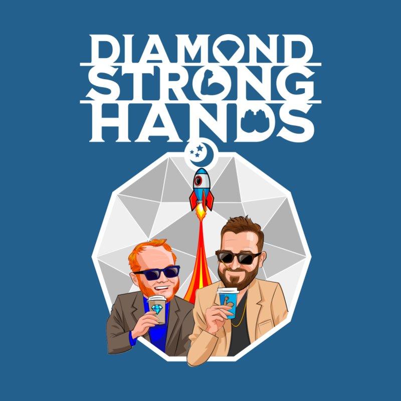 DSH Diamond Rocket Icons Men's T-Shirt by The Official Dan Le Batard Show Merch Store