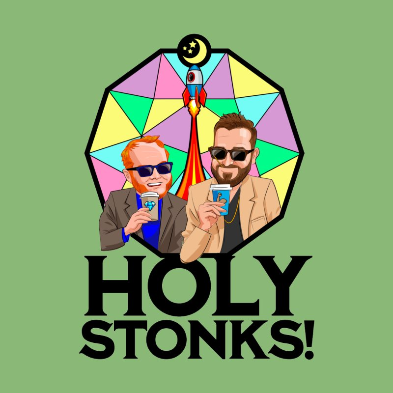 Holy Stonks Men's T-Shirt by The Official Dan Le Batard Show Merch Store