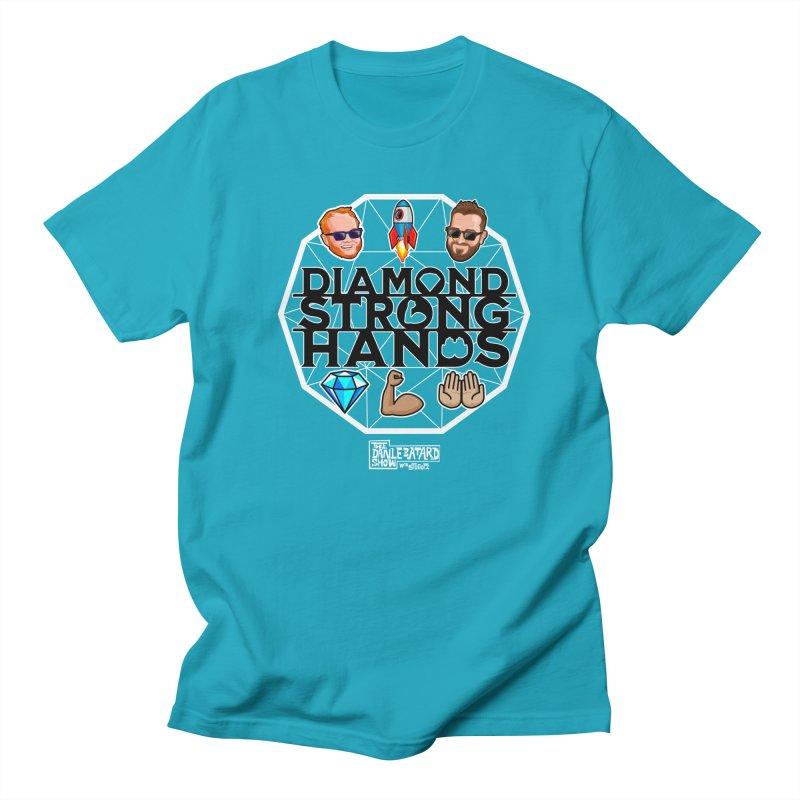 DSH Diamond Rocket Crest Men's T-Shirt by The Official Dan Le Batard Show Merch Store