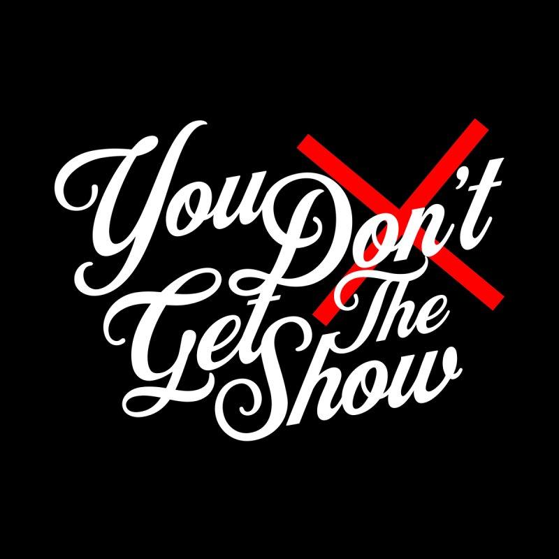 YDGTS Cursive Men's Sweatshirt by The Official Dan Le Batard Show Merch Store