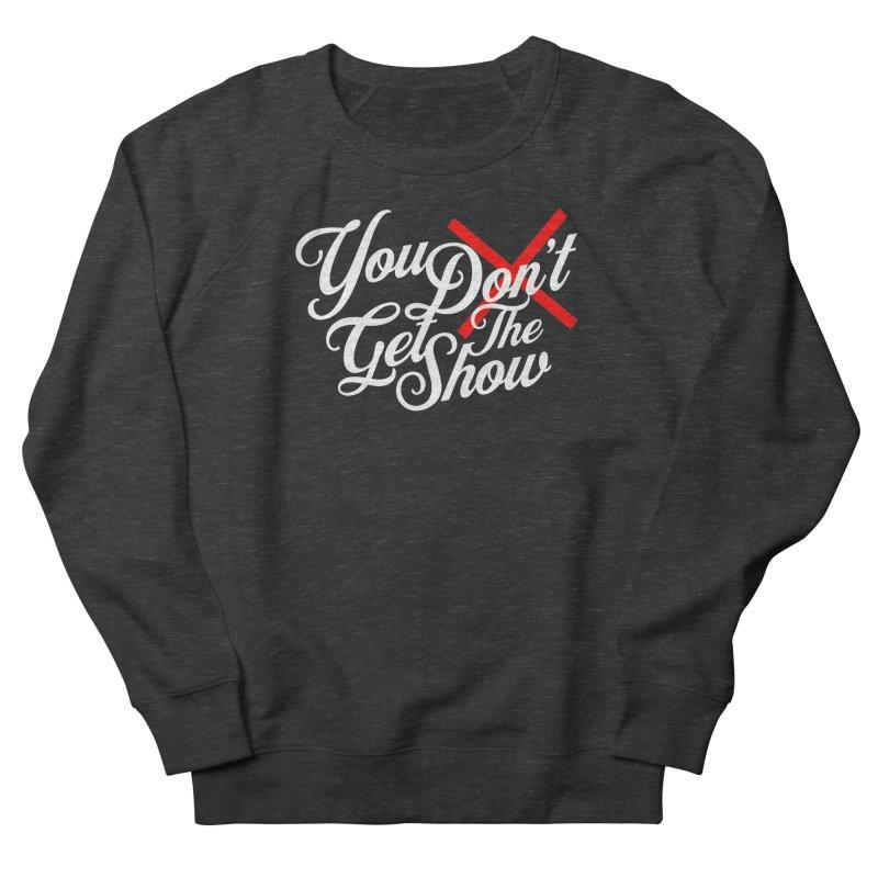 YDGTS Cursive Women's Sweatshirt by The Official Dan Le Batard Show Merch Store