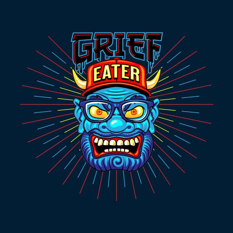 Grief Eater Men's Sweatshirt by The Official Dan Le Batard Show Merch Store
