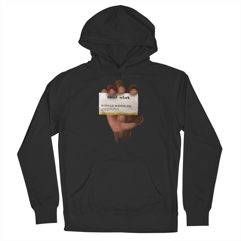 Nunya Business Men's Pullover Hoody by The Official Dan Le Batard Show Merch Store