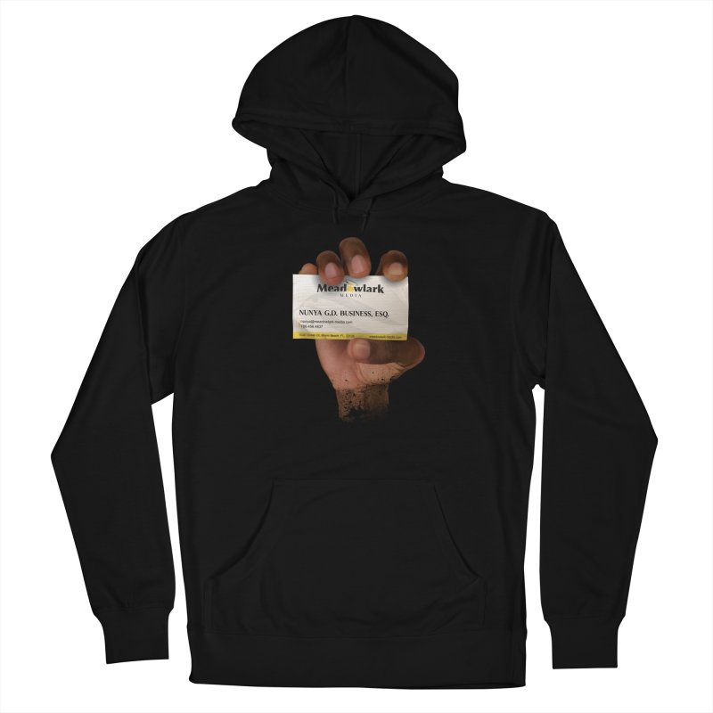 Nunya Business Women's Pullover Hoody by The Official Dan Le Batard Show Merch Store
